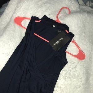 Dresses & Skirts - PRETTY LITTLE THING Wrap Chocker Dress NWT